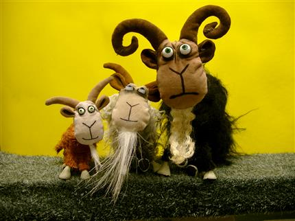 THEATRE OF WIDDERSHINS: THREE BILLY GOATS GRUFF & OTHER FURRY TALES