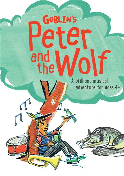 Goblins Peter and the Wolf 1:30pm [BSL Interpreted, Relaxed Performance]