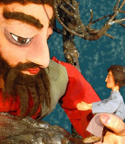 SEALEGS PUPPET THEATRE: THE SELFISH GIANT