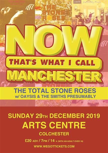 The Total Stone Roses + The Smiths Presumably + Oaysis *