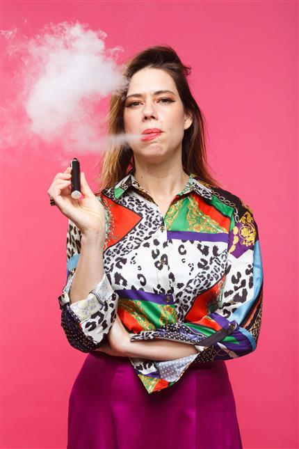 Lou Sanders: Say Hello To Your new Step-Mummy *