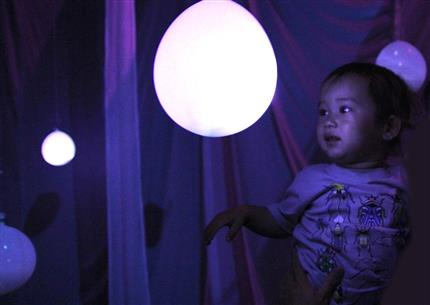Flying Eye presents Glow (8 mths - 4 yrs) Doors 10am
