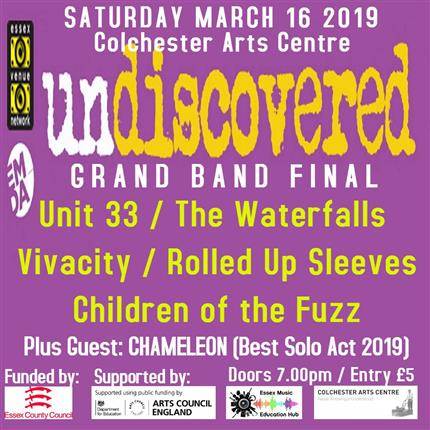 Undiscovered Grand Bands Final *