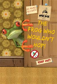 The Frog Who Wouldn't Hop