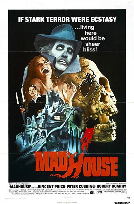 Classic Horror Nights: Madhouse [1974]