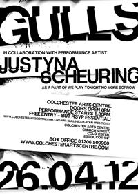 GULLS - BOOK YOUR FREE TICKET