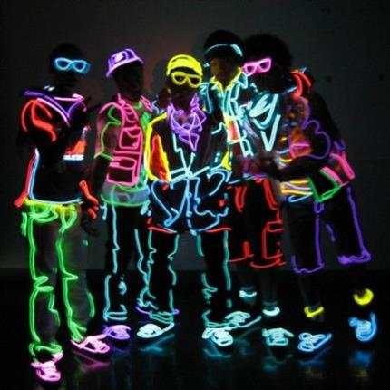 MAJESTIC KIDS EVENTS: Easter Holidays Special  ILLUMIN PARTY TRIBAL GLOW