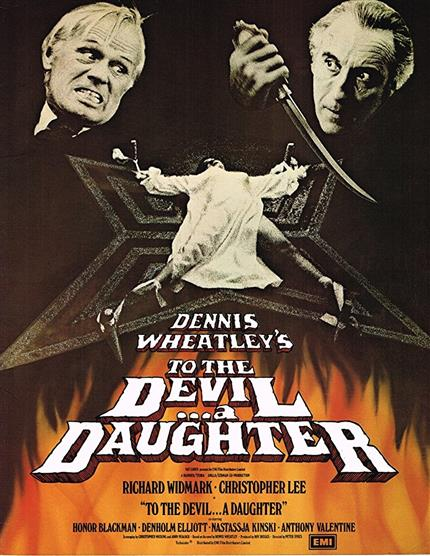 Classic Horror Nights: To The Devil A Daughter [1976]