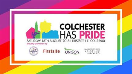 Colchester Has Pride: A day of education and celebration *