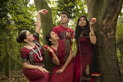 Apple n Spice: An Indo-European Family Dance Show - 1.30pm