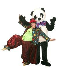 Mr Panda and the Magical Dust Show 1