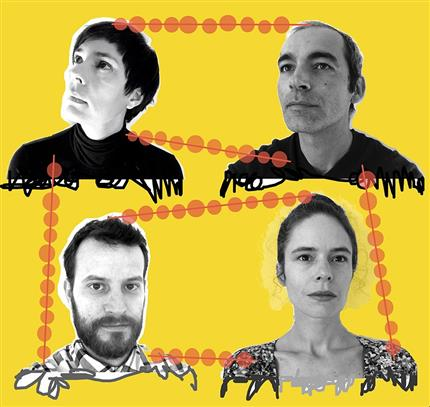 Laetitia Sadier Source Ensemble + Marker Starling + MelodieGroup
