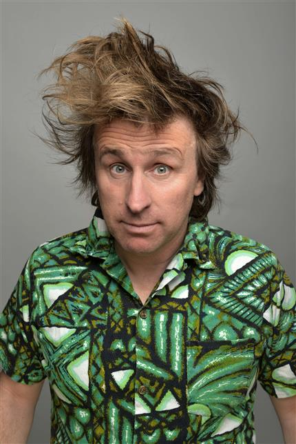 Milton Jones Is Nearly Out There: Work In Progress *