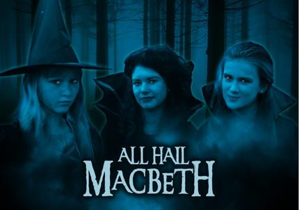 Packing Shed Theatre Presents: All Hail Macbeth (At Tymperley's Gardens) *