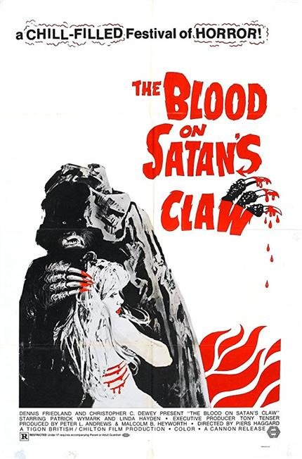 Classic Horror Nights: The Blood On Satan's Claw (1970)