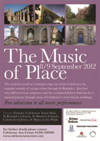 THE MUSIC OF PLACE WITH BRITTEN SINFONIA