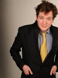 Miles Jupp: Fibber In The Heat - SOLD OUT
