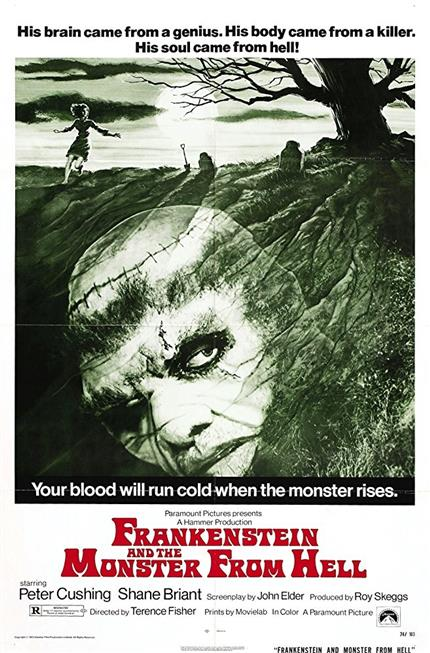 Classic Horror Nights: Frankenstein & The Monster From Hell (1974) + Q&A with Madeline Smith