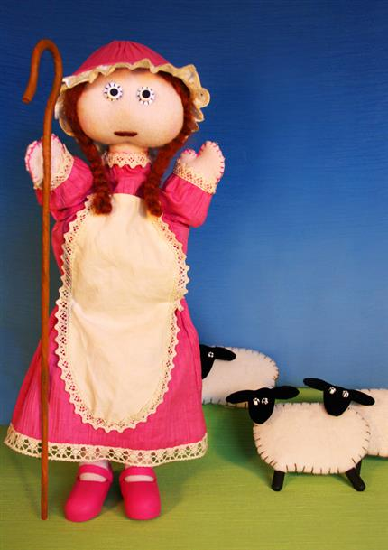 Sealegs Puppet Theatre presents Little Bo Peep - Relaxed Performance with BSL interpretation