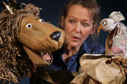 CARDBOARD CARNIVAL: The Carnival of the Animals - Workshop