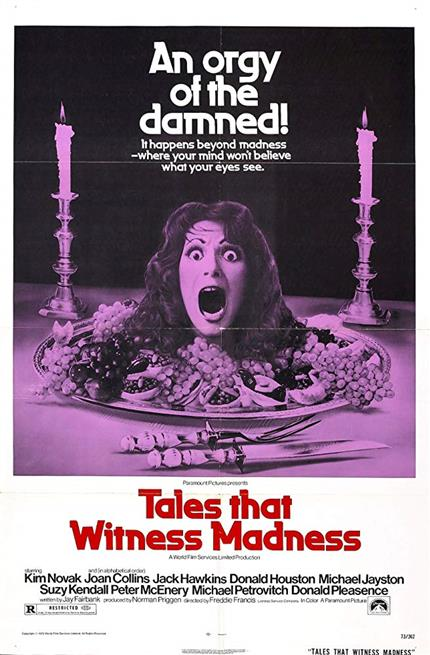 Classic Horror Nights: Tales That Witness Madness (1973)