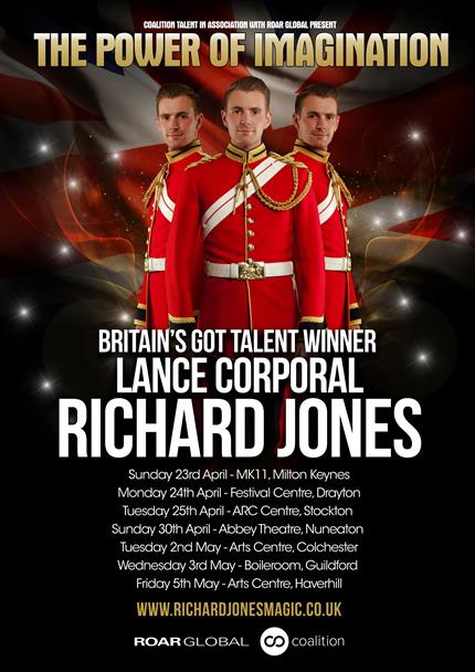 Lance Corporal Richard Jones *