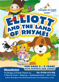 Bangers & Mash Theatre Company: Elliott and the Land of Rhymes