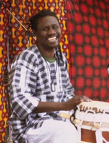 Sabar Drumming Workshop with Modou Diouf *