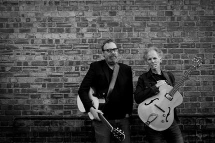 Boo Hewerdine & Brooks Williams State of the Union *