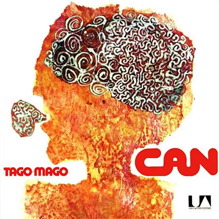 VINYL SESSIONS: CAN - TAGO MAGO