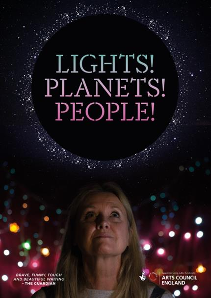 Molly Naylor: Lights! Planets! People!