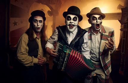 The Tiger Lillies: Devil's Fairground *