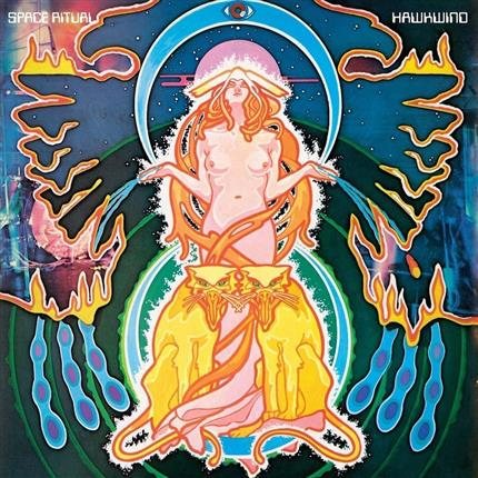 Vinyl Sessions: Hawkwind - Space Ritual