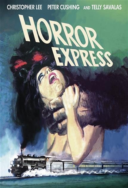 Classic Horror Nights Peoples' Choice: Horror Express
