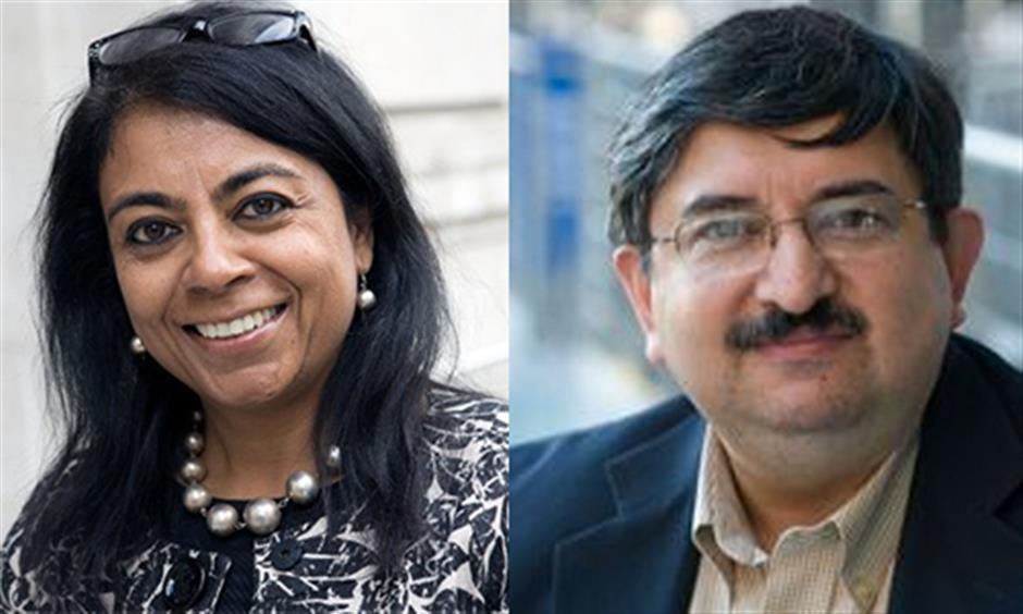 Mukulika Banerjee & Salil Tripathi: A Great Democracy?