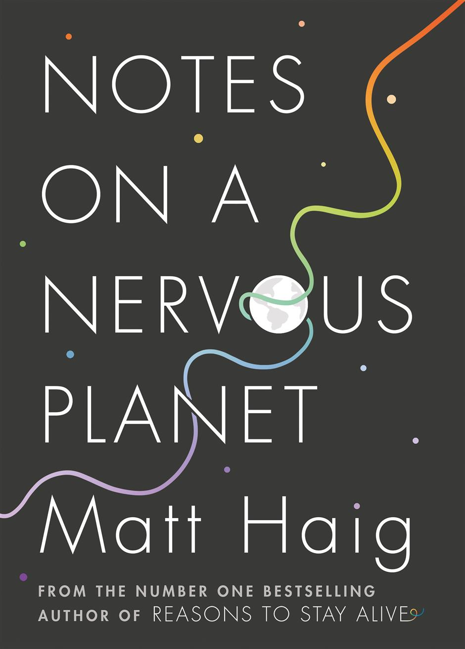 Matt Haig in conversation with Susanna Howard: Notes on a Nervous Planet