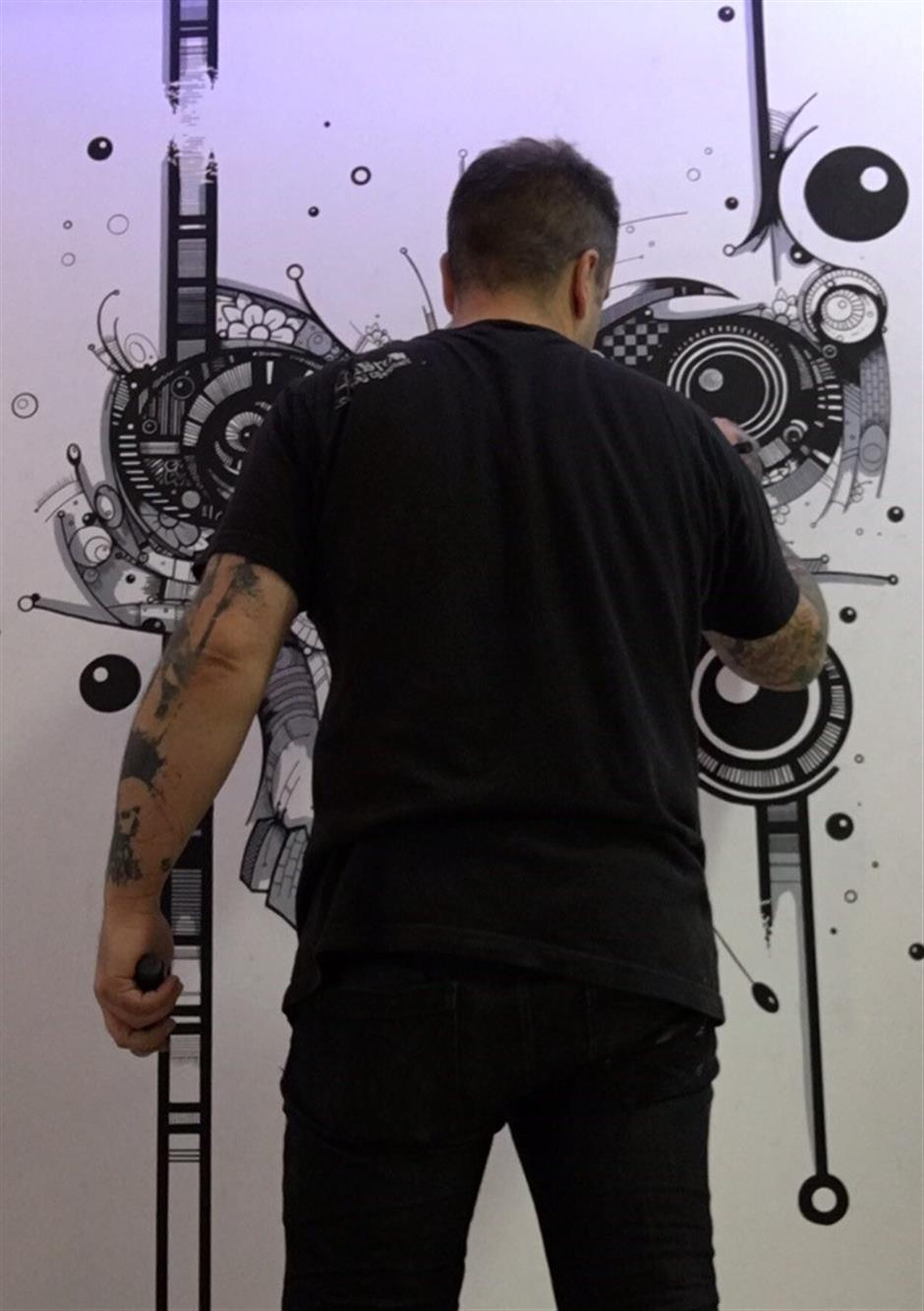 Block 67 Workshop: PLAY Big Draw with The Dirty Pen