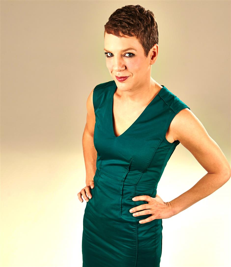 Francesca Martinez - What The **** Is Normal?