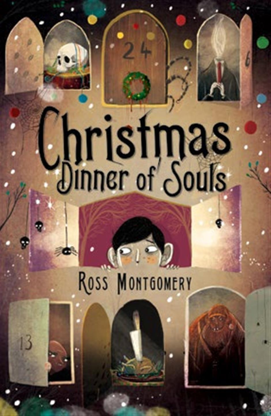 Christmas Dinner of Souls: Spine-Chilling Workshop with Ross Montgomery!