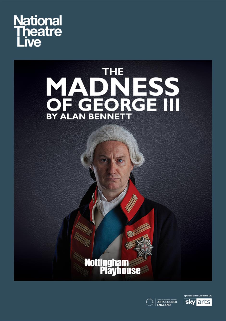 The Madness of George III (NT Encore)