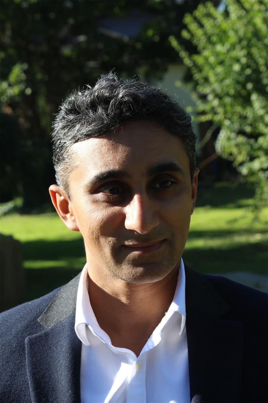 Vaseem Khan: Fictional India