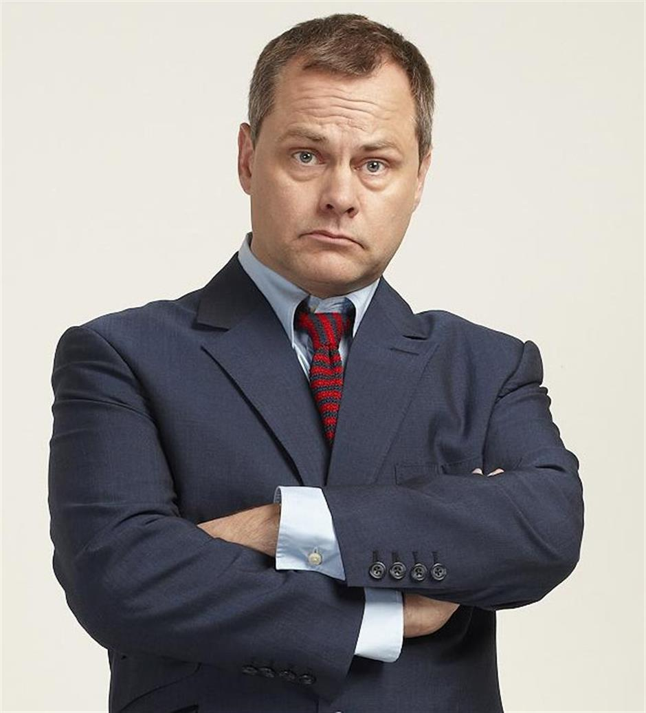 Jack Dee - Work in Progress (plus support)