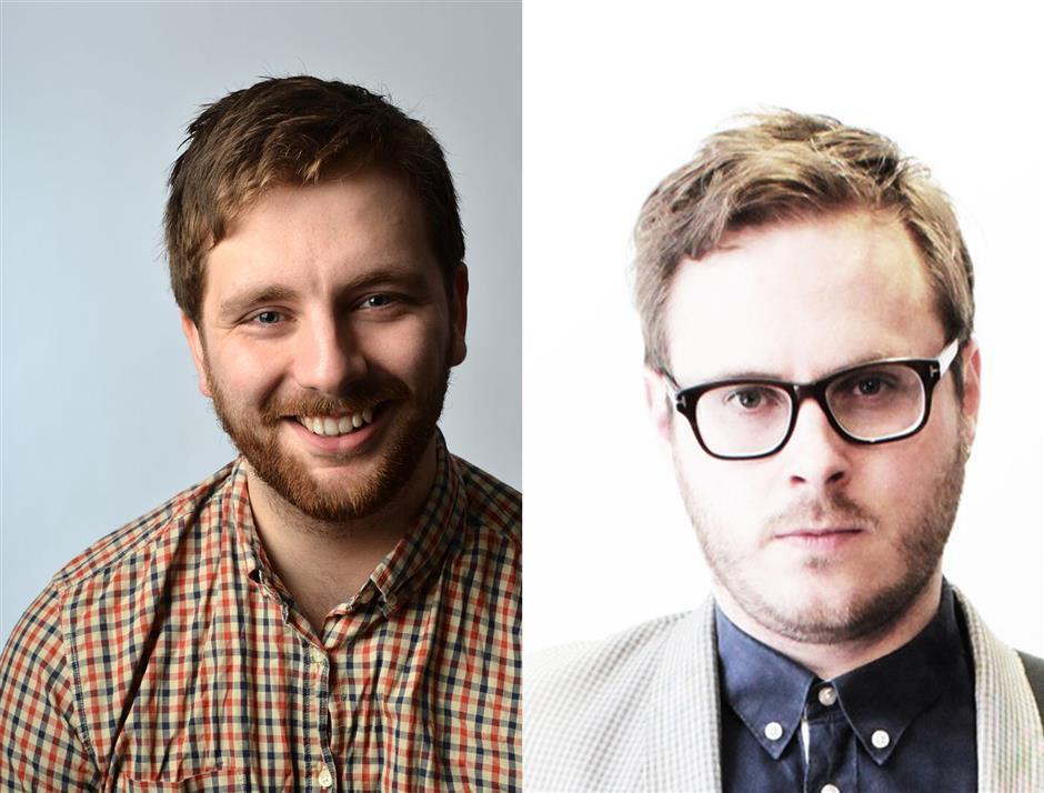 Fringe Fridays: Pierre Novellie & Gareth Richards