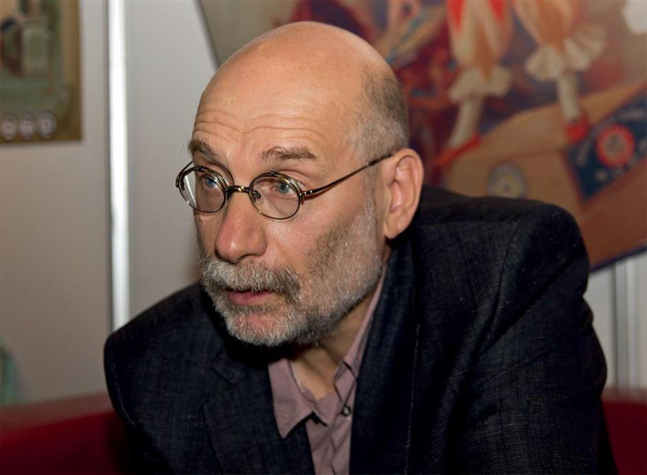 The Man with a Thousand Faces: Boris Akunin