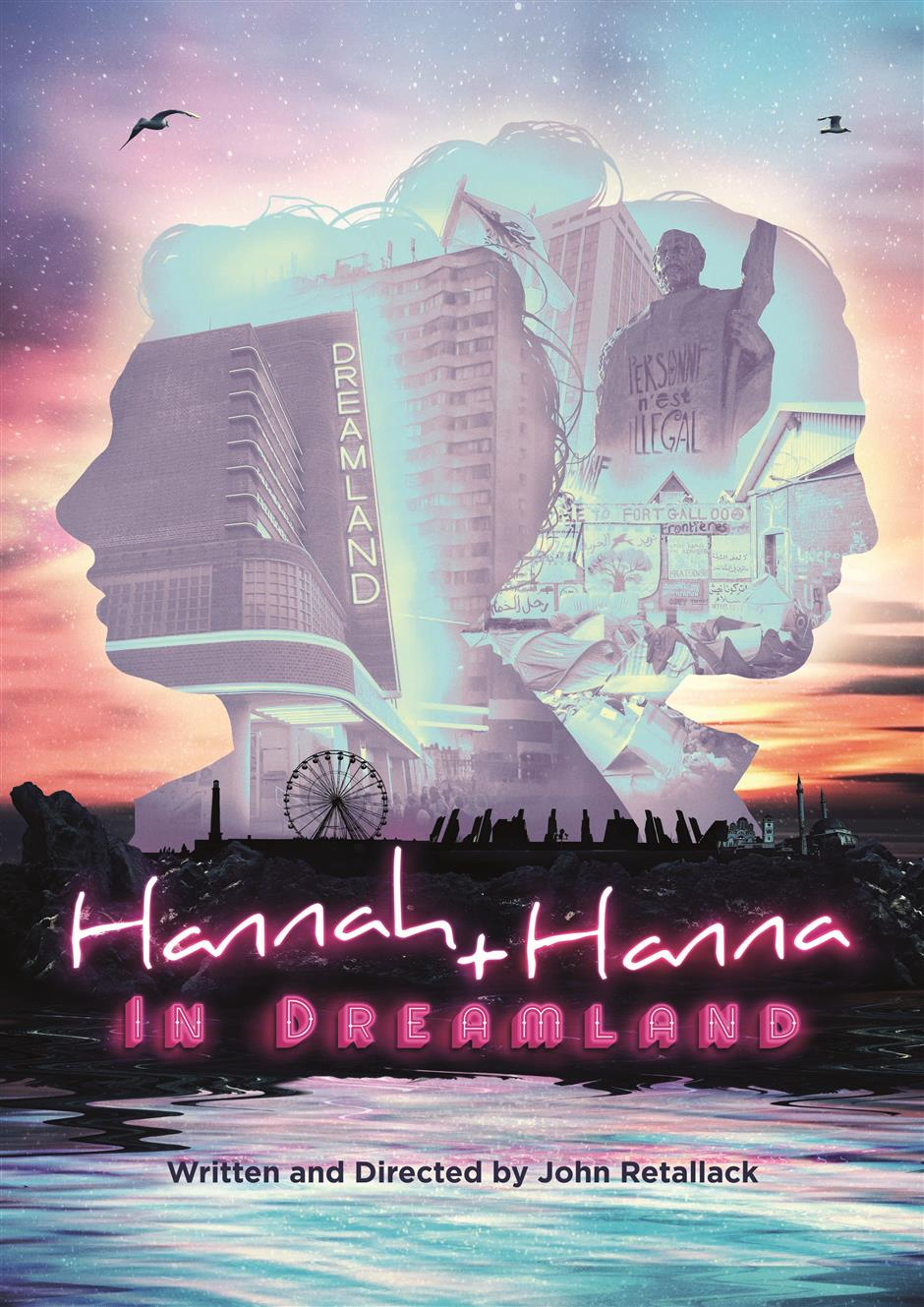 Hannah & Hanna in Dreamland