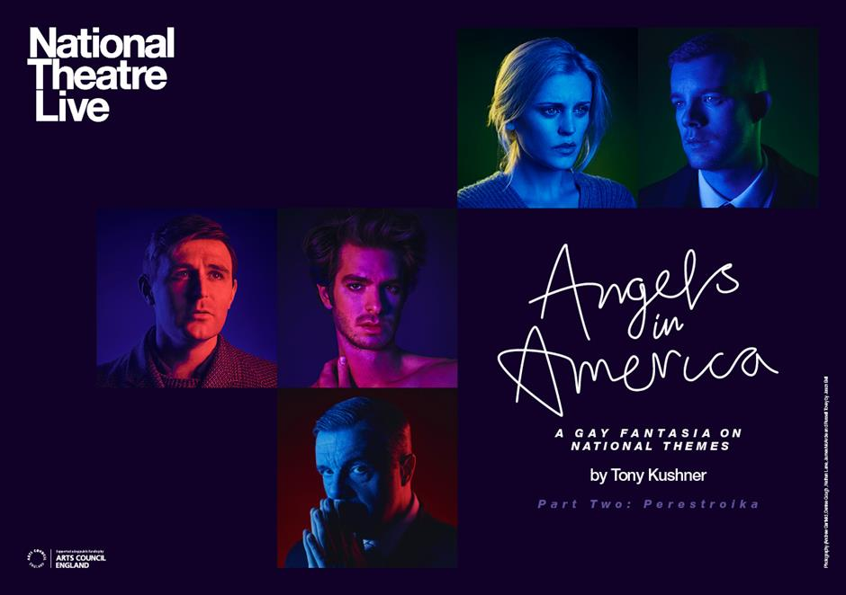 Angels in America Part 2 : Perestroika