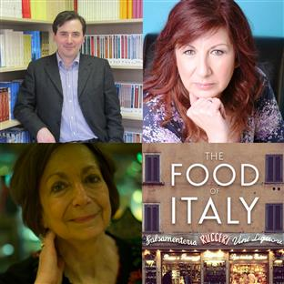 An Italian Journey with Alessandro Gallenzi, Franca Simpson, Claudia Roden and Lennox Morrison