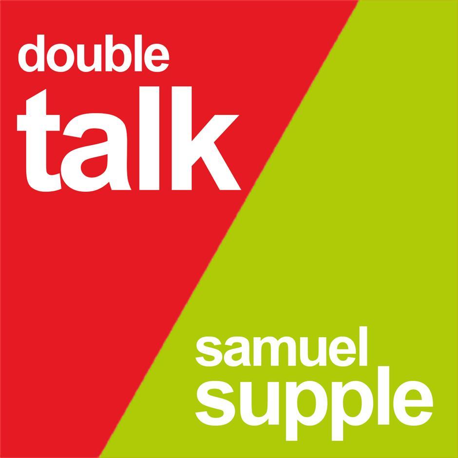DOUBLE TALK: Samuel Supple