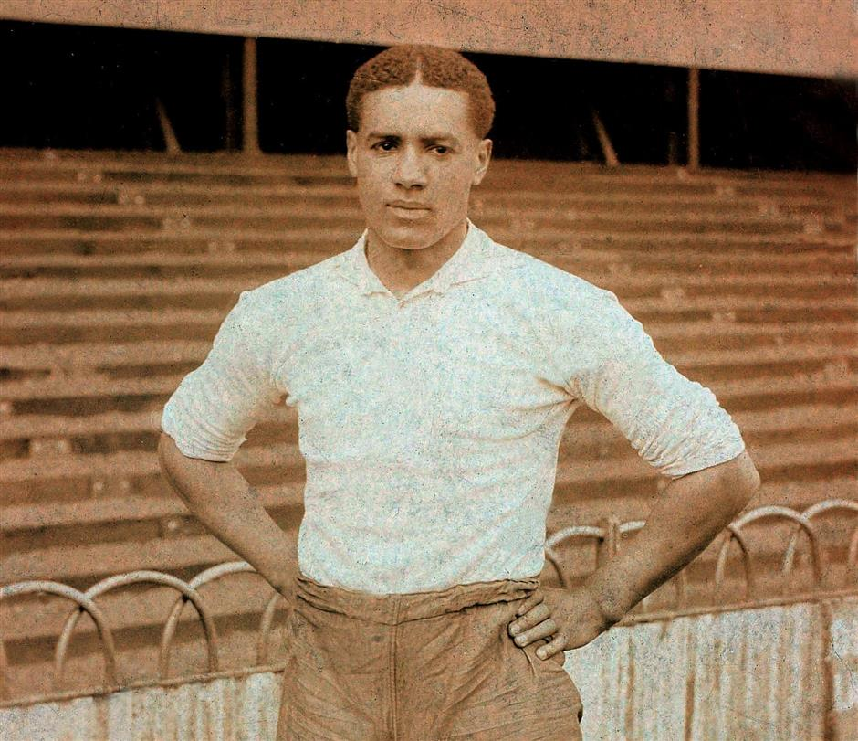 Walter Tull - His Footballing Legacy