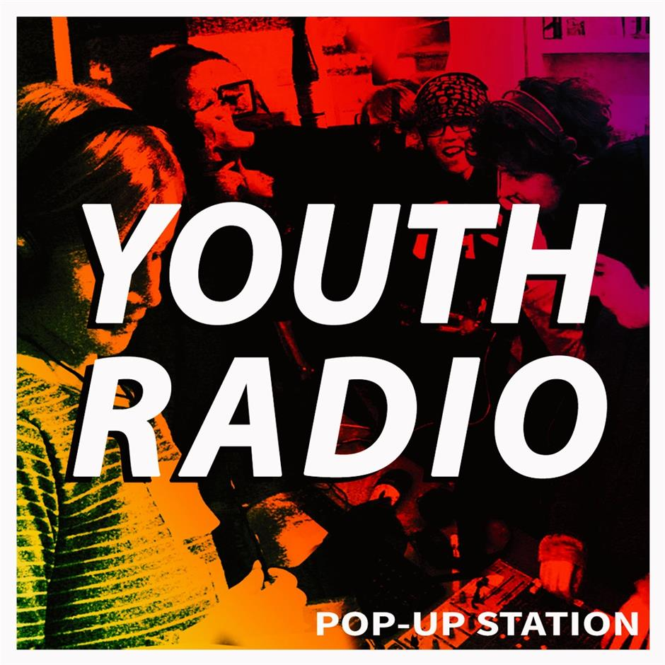 Neon Summer School - Pop Up Youth Radio Station